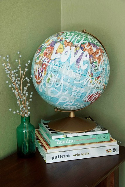 globe decoration