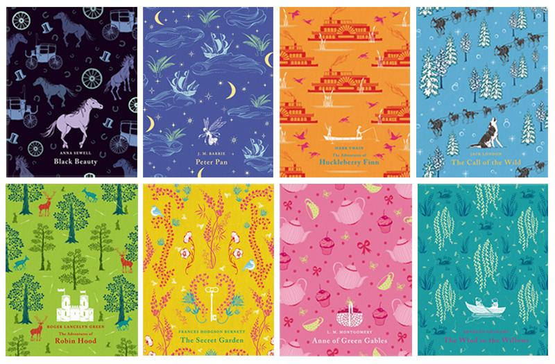 Classic Book Covers Penguin ~ Penguin classics for children my pretty pennies