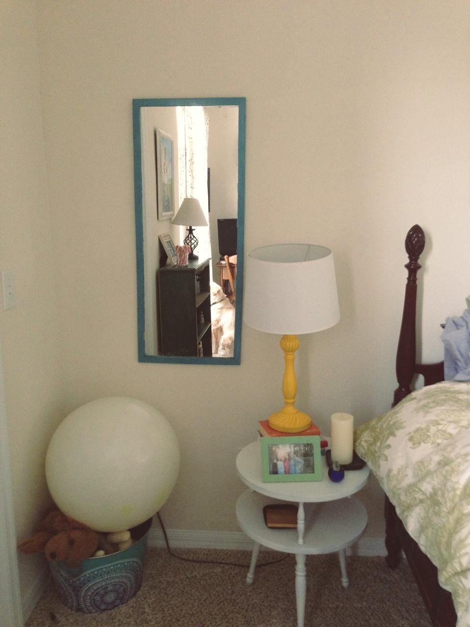 guestroom corner