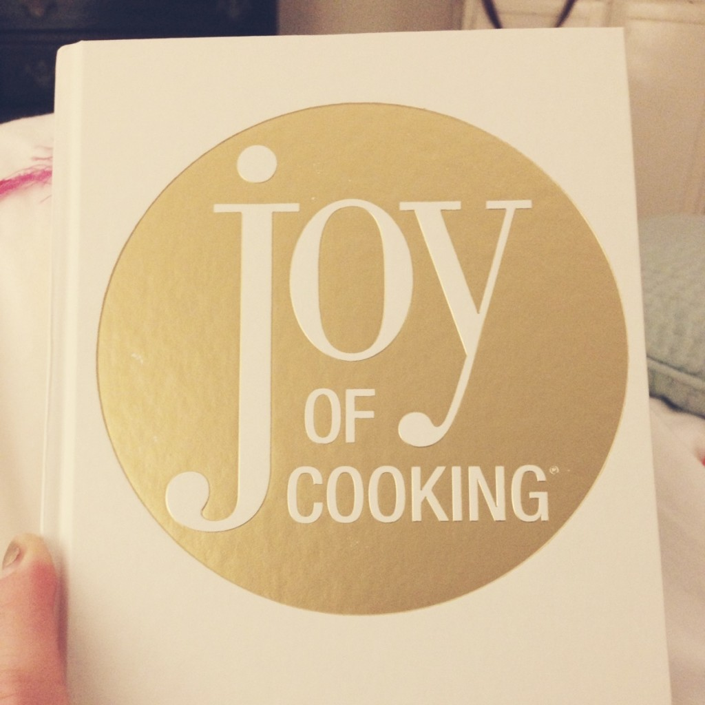 joy of cooking