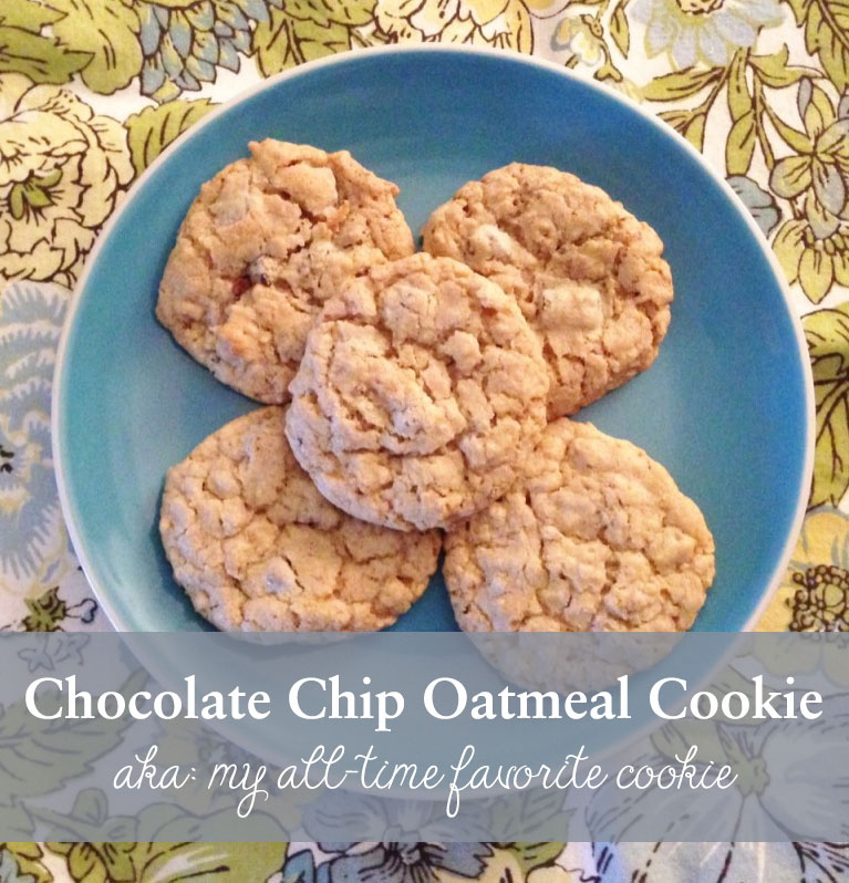 Chocolate-Chip-Oatmeal-Cookie-Recipe