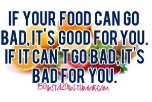 No Processed Food Diet
