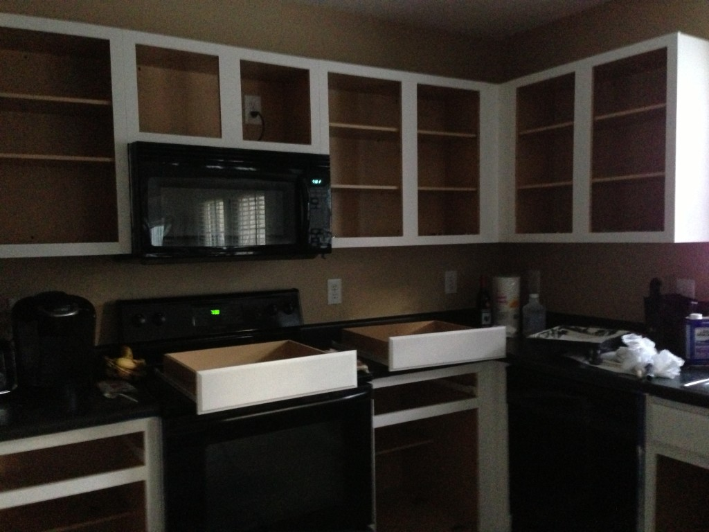 Do You Paint The Inside Of Cabinets
