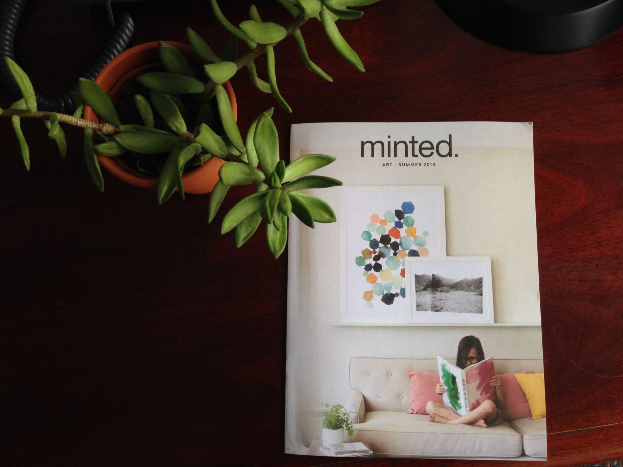 Minted.com Catalog