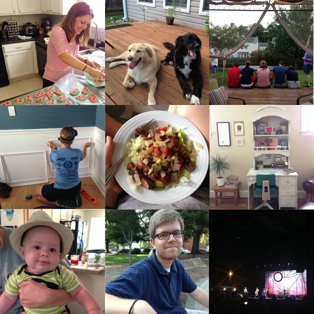July 2014 Highlights