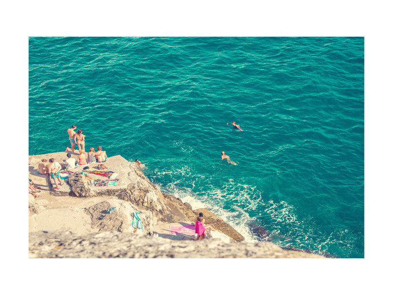 Seaside by Alexandra Nazari