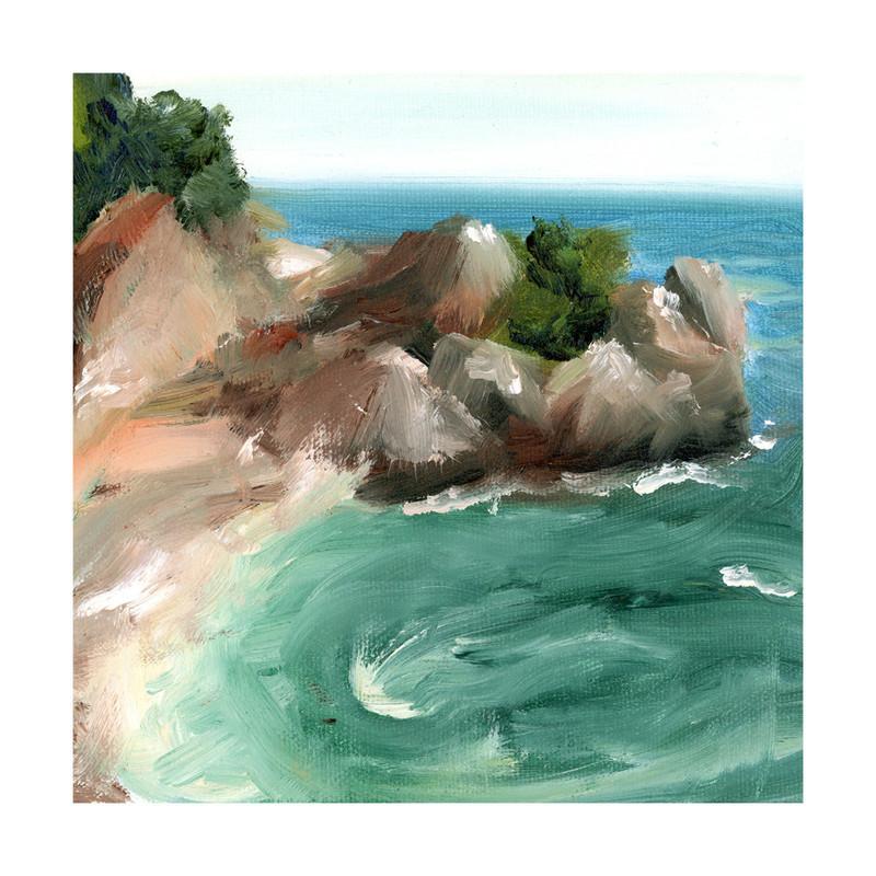 Big Sur by Lindsay Megahed