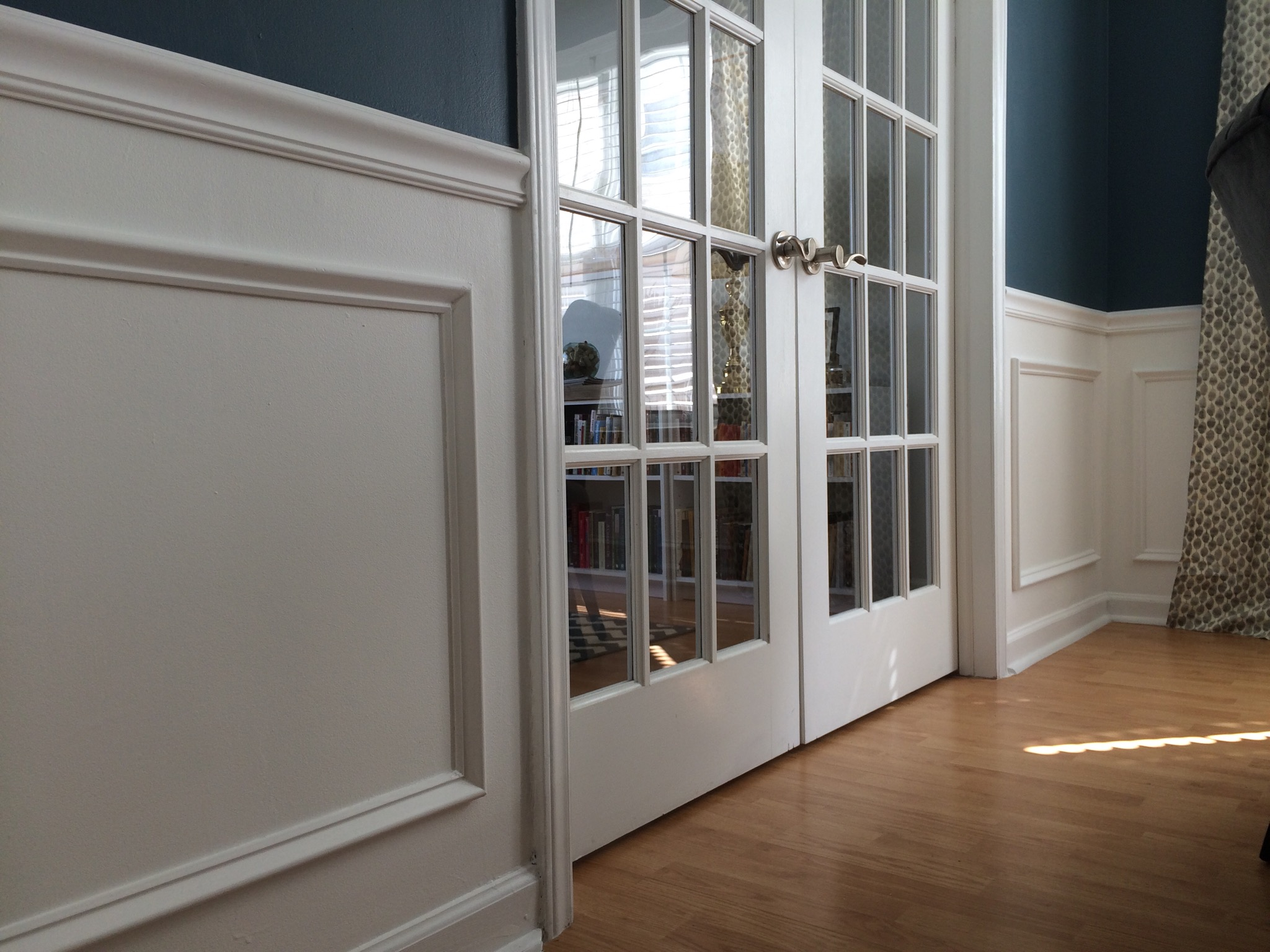 Dining Room Wainscoting Part 42