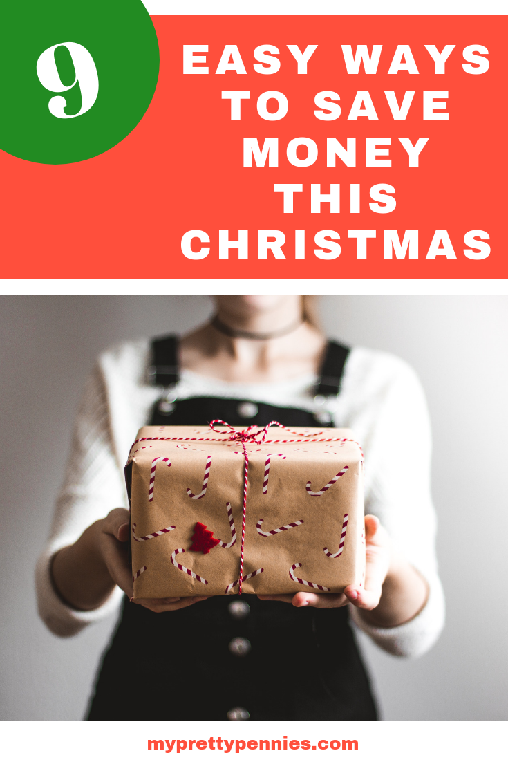 Christmas on a Budget: 9 Easy Ways to Save Money this Christmas: really easy and doable tips on how to save money this Christmas and not go over budget come January. These tips will work, even if you don't have a Christmas budget!