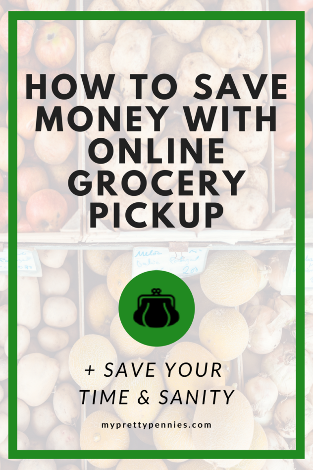 How to Save Money with Online Grocery Pickup -- All the details behind Walmart's online grocery pickup, including how to order groceries, pick up, and save yourself money and time.
