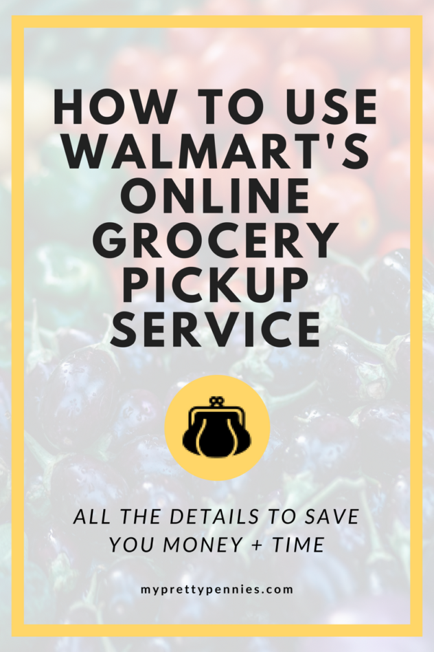 How to Use Walmart's Online Grocery Pickup Service -- All the details behind how to order groceries, pick up, and save yourself money and time.