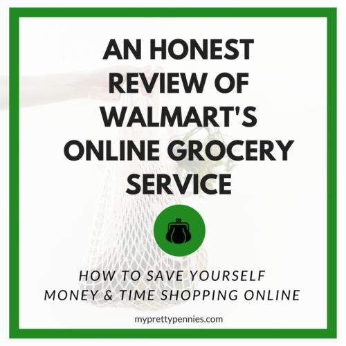 Honest review of walmart's online pickup service